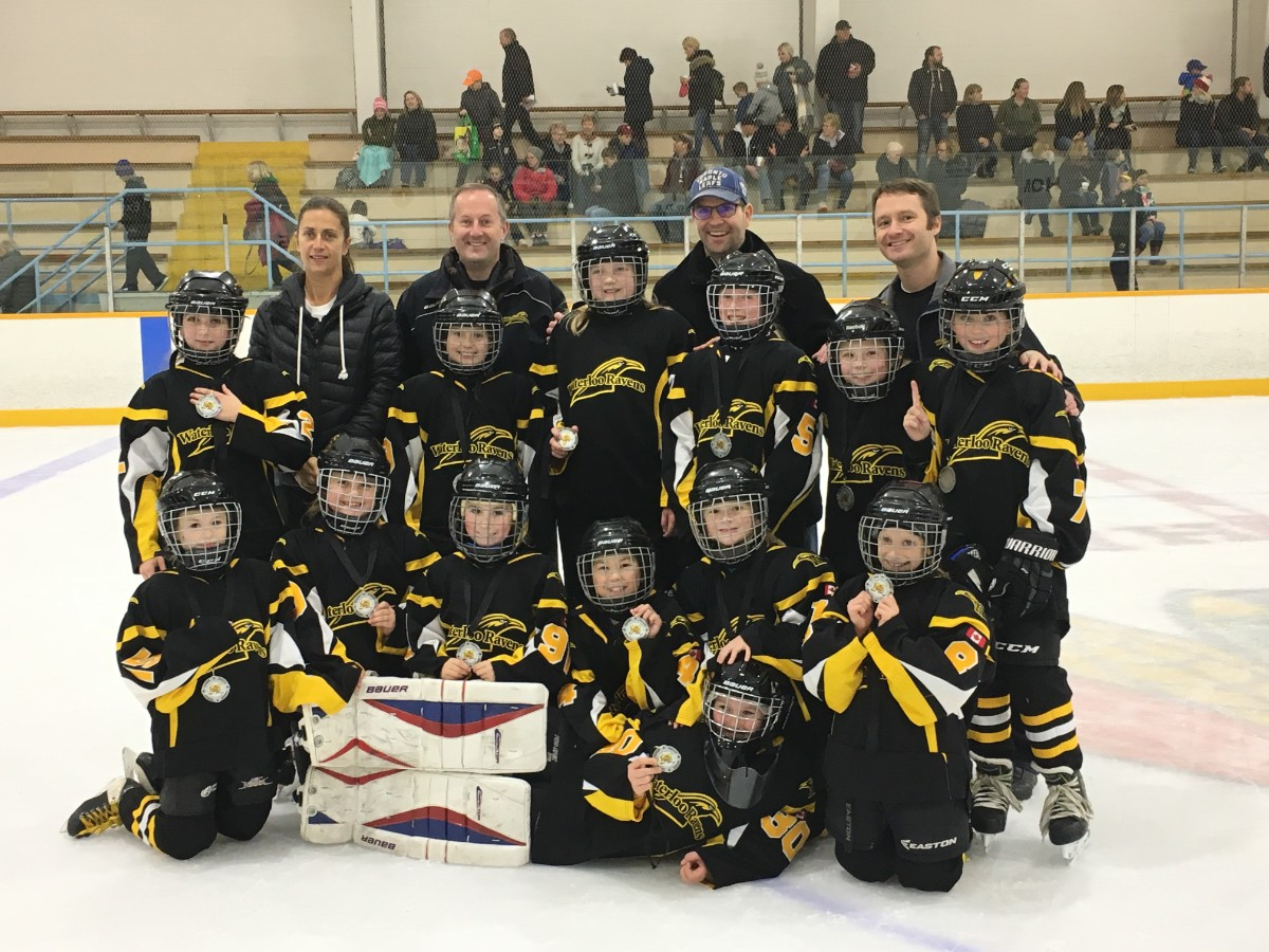 Atom C – Mitchell Tournament Silver