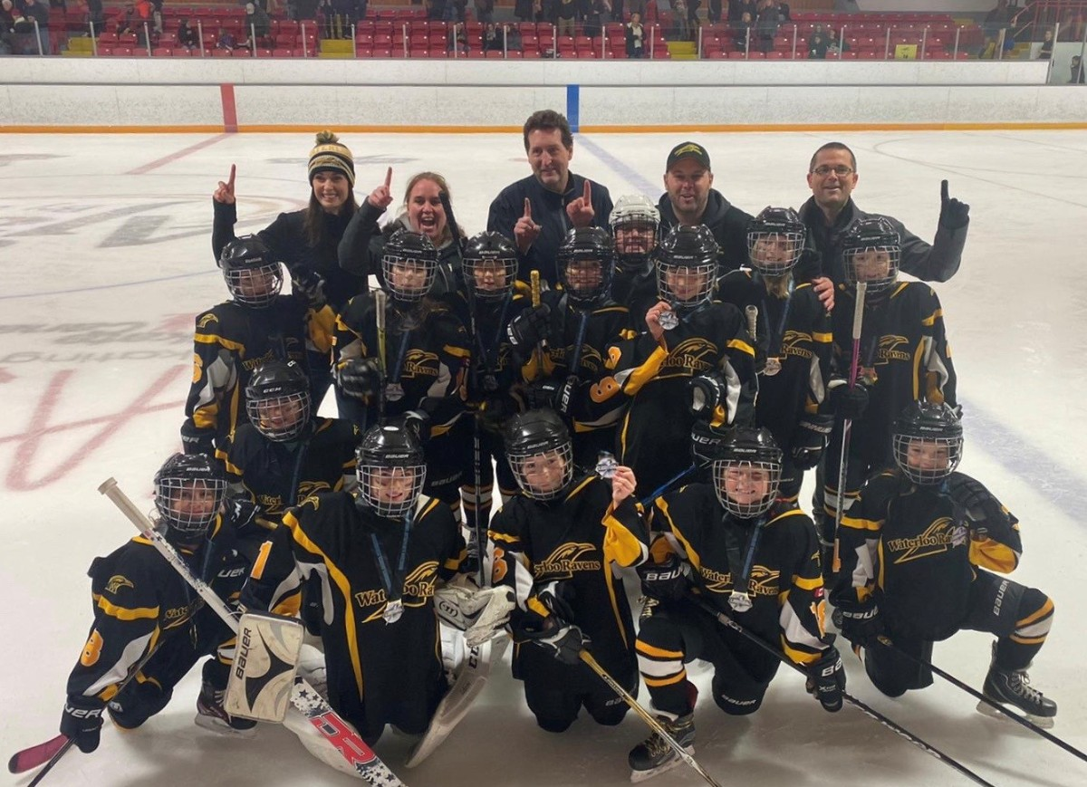 Ravens Atom1 – Durham West House League Tournament Champs!