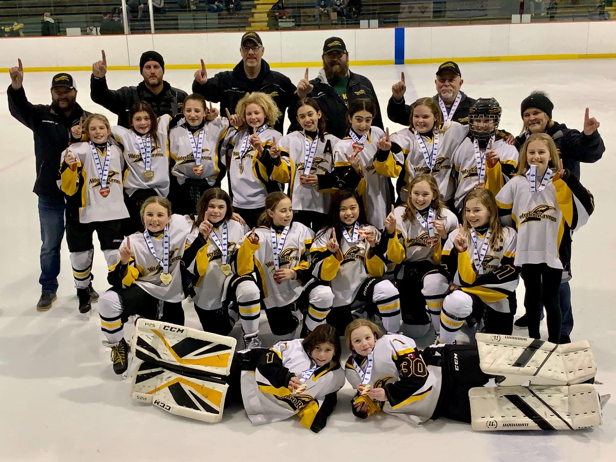Atom AA Ravens - Bring Home The Gold!