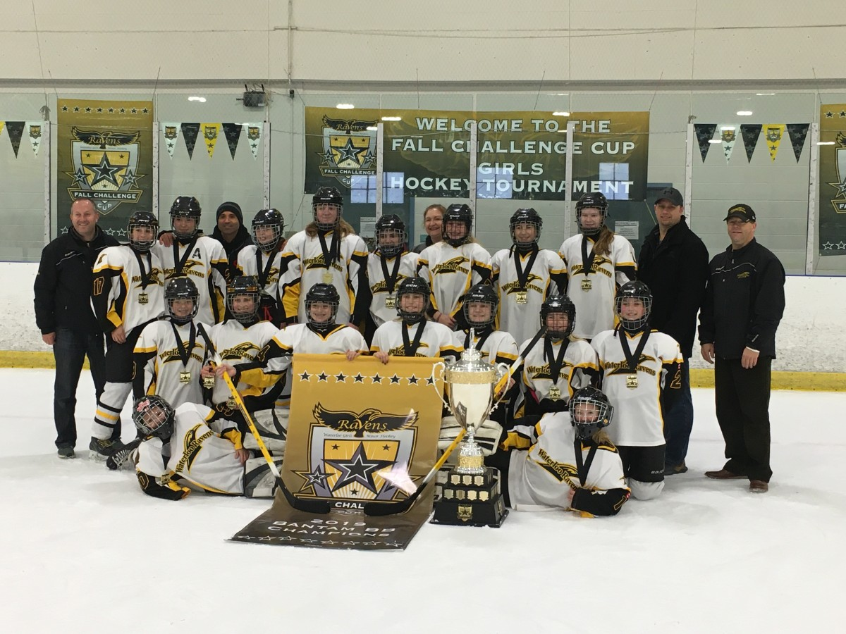Bantam BB – Fall Challenge Cup Champs!