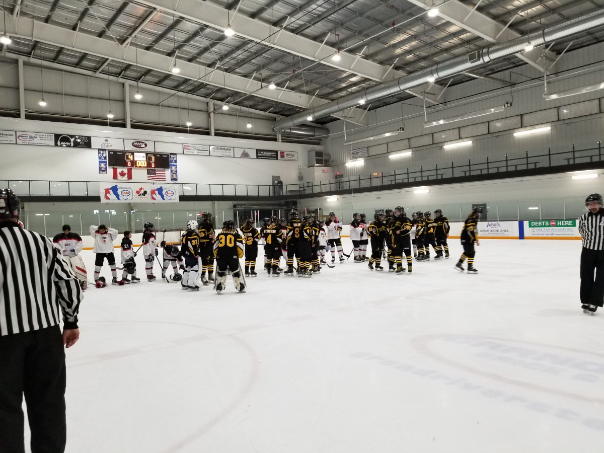 Bantam AA vs Japan 1 of 2