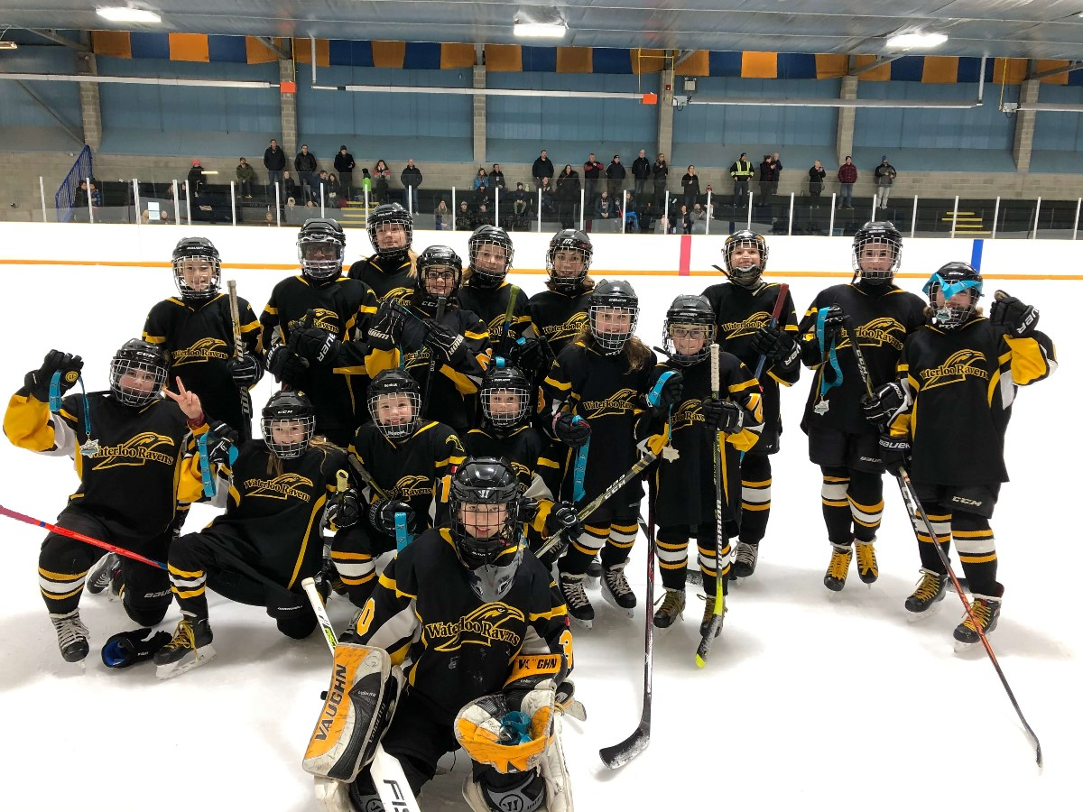 Peewee DS – Scarborough New Year's Classic Silver!