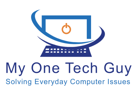 My One Tech Guy - Computer Support